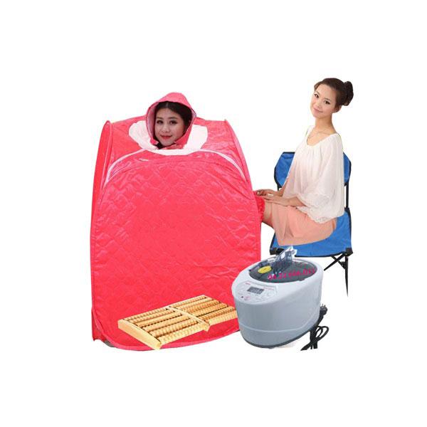 Giảm đau khớp với lều xông hơi tại nhà
