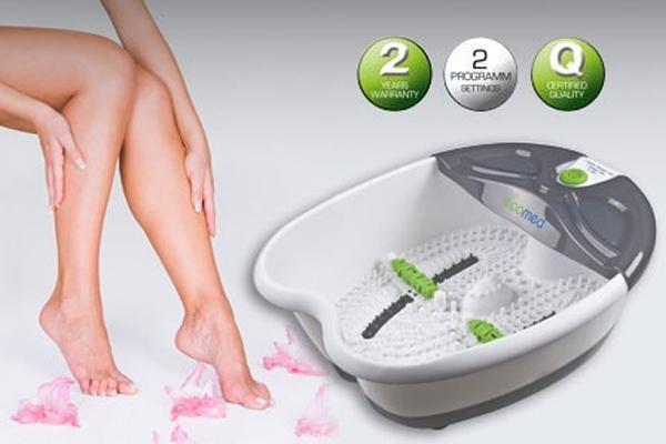 Cùng tìm hiểu nơi phân phối máy matxa chân tại Hà Nội