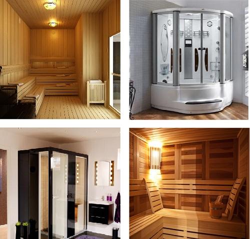 Sử dụng lều xông hơi tại nhà hay đến phòng tắm hơi