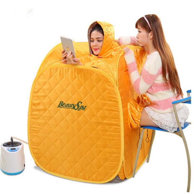 Sử dụng lều xông hơi đa tiện ích