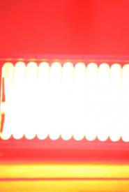 Đèn Sưởi Nhà Tắm Heizen Chống Chói- Điều Khiển Từ Xa HE-ITR
