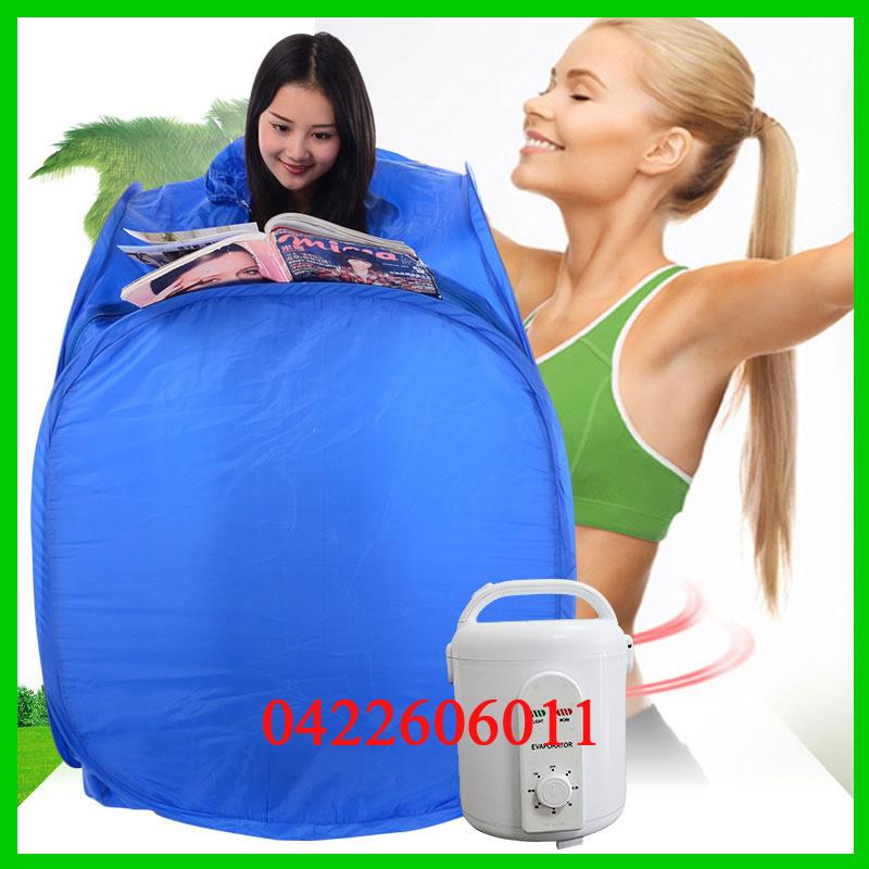 Thư giãn- giảm cân với lều xông hơi hồng ngoại