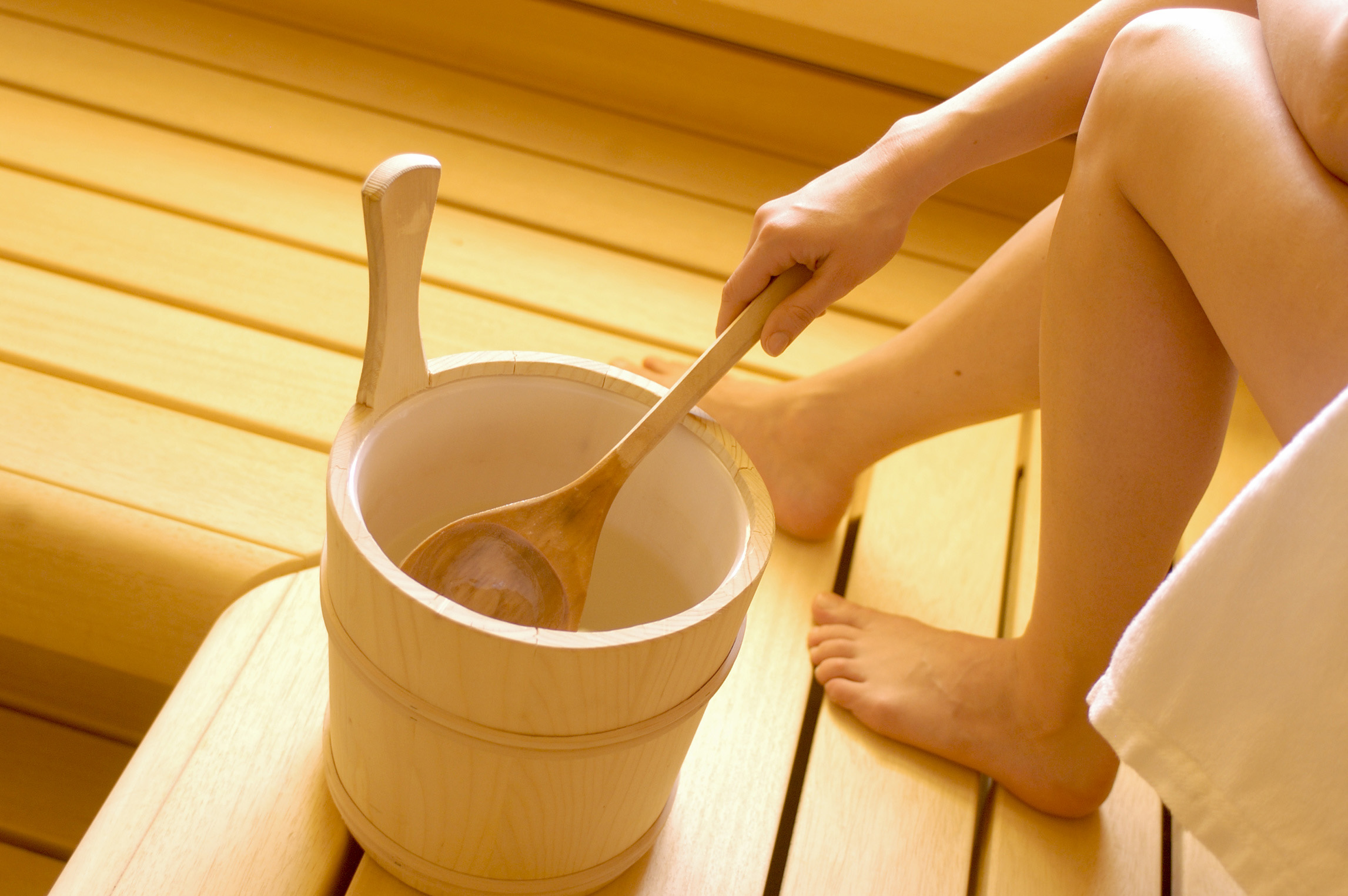 Tắm hơi - Một phương pháp chăm sóc sức khỏe tuyệt vời