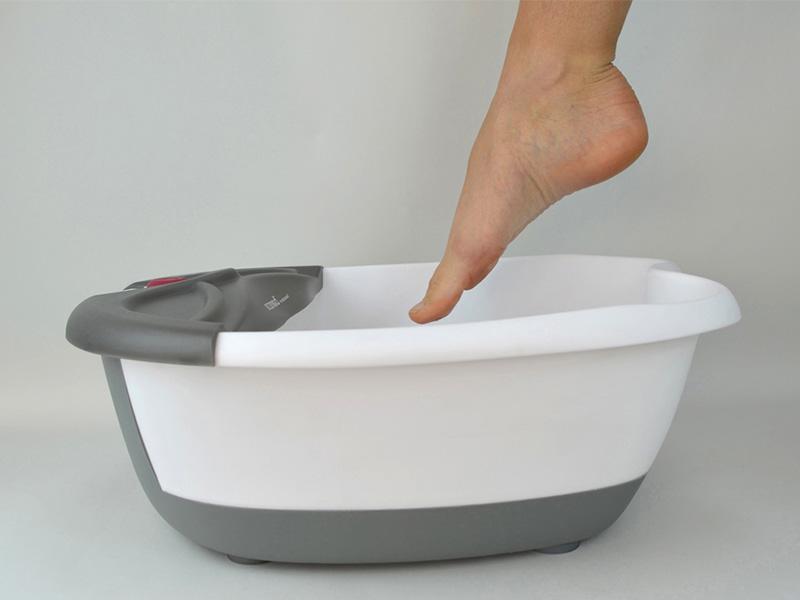 Giải mã tác dụng tuyệt vời của máy massage chân