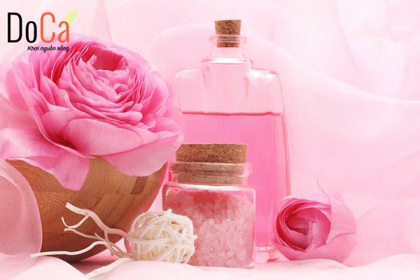 Tinh dầu hoa hồng xông hơi có lợi ích gì?